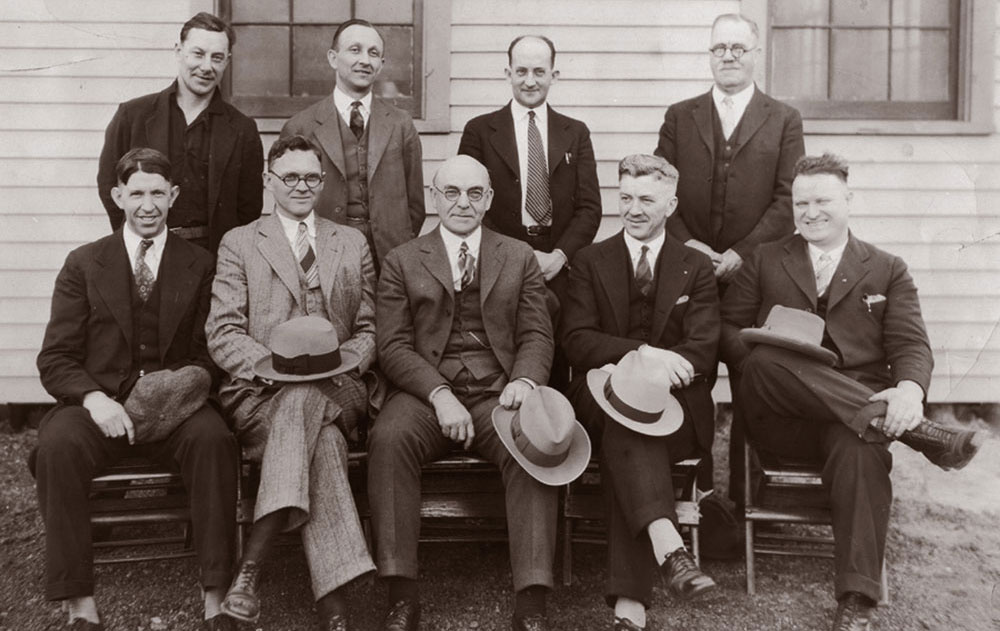 1928 original BayPort Board of Directors