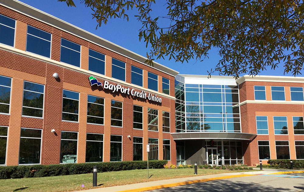 BayPort Way corporate headquarters