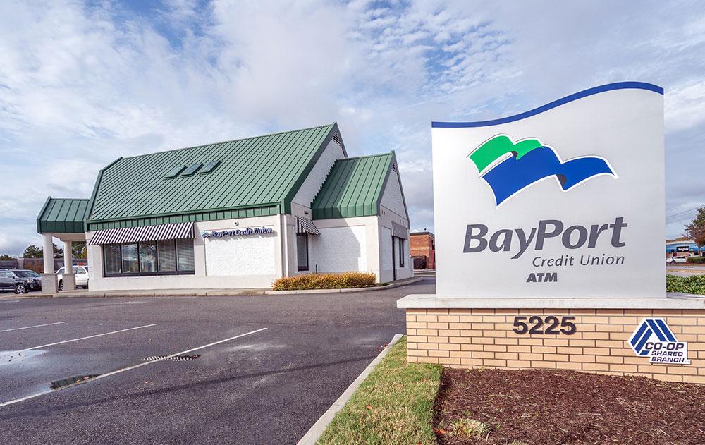 BayPort branch Providence Square