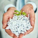 paper shredding event