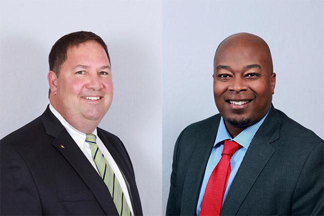 new executive hires at BayPort