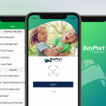 new BayPort mobile banking app