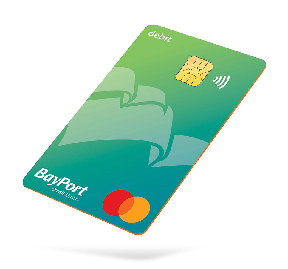 BayPort debit card