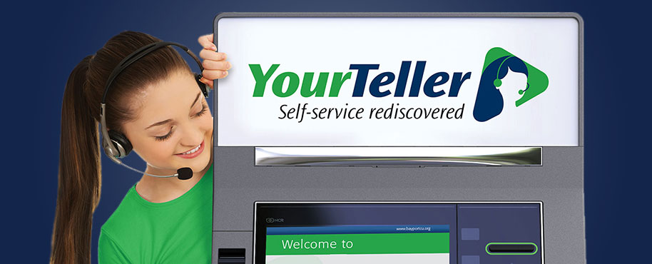 BayPort YourTeller interactive teller machines