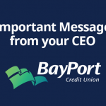 Important message from your CEO
