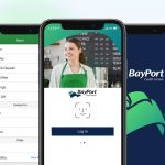 new BayPort business banking app