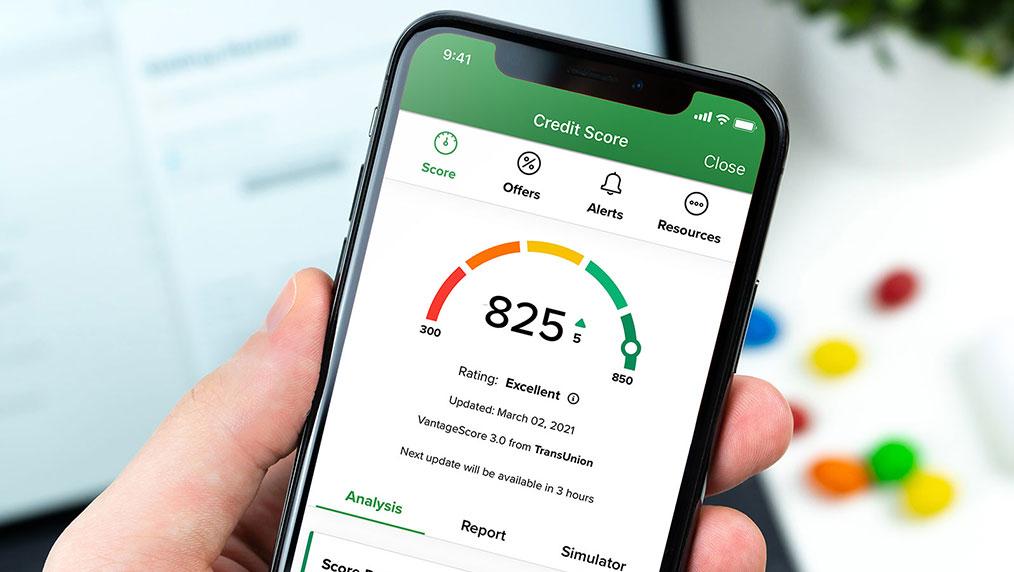 SavvyMoney on mobile banking